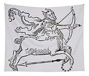 Sagittarius  Tapestry