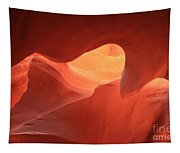 Sandstone Abyss Tapestry