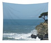Sea Coast Tapestry
