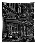 Seattle Coffee Works Tapestry