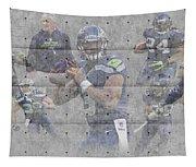 Seattle Seahawks Team Tapestry