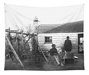 Sharecropper Family, 1900 Tapestry