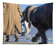 Shopping Bags Tapestry