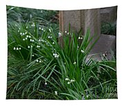Signs Of Spring Tapestry