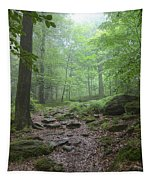 Silence Of The Forest Tapestry