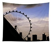 Singapore Cityscape Tapestry