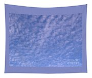 Soft Clouds In The Blue Sky Tapestry