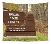 Sproul State Forest Tapestry