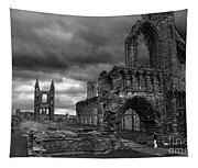 St Andrews Cathedral And Gravestones Tapestry