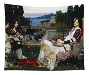 St Cecilia Tapestry