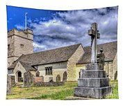St Sannans Church Bedwellty 2 Tapestry