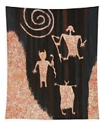 Stories In Stone Tapestry