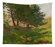 Summer Near Beaupre Tapestry