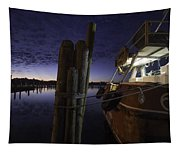 Sunrise With 62 Tapestry