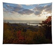 Superior View Tapestry