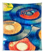Take Those Old Records Off The Shelf Tapestry