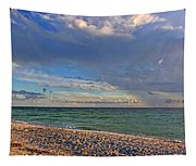 The Beach - Florida Beaches Tapestry