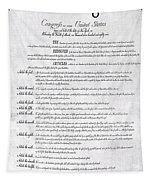 The Bill Of Rights H K Tapestry