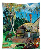 The Black Pigs Tapestry