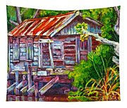 The Camp Bayou Tapestry