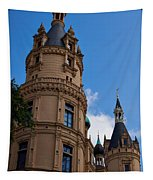 The Castle Of Schwerin Tapestry