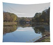 The Erie Canal  Tapestry