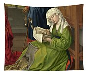 The Magdalen Reading Tapestry