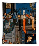 The Night Before Christmas Tapestry