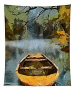 The Old Boat Tapestry