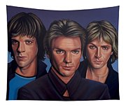 The Police Tapestry