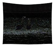 The Swan Of Tuonela Tapestry