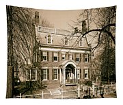 The Taft House - Brown University 1958 Tapestry
