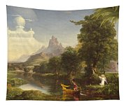 The Voyage Of Life Youth Tapestry