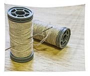 Thread And Needle Tapestry