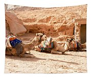 Three Camels Tapestry