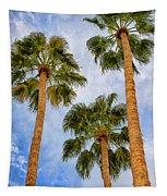 Three Palms Palm Springs Tapestry