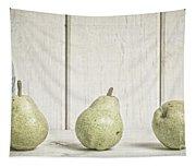 Three Pear Tapestry