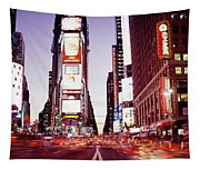 Times Square, Nyc, New York City, New Tapestry