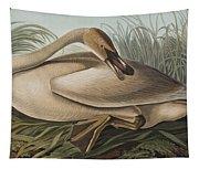 Trumpeter Swan Tapestry