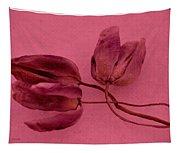 Tulip Lover Tapestry