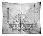 Turkey: Hagia Sophia, 1830s Tapestry