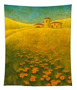 Tuscan Gold 2 Tapestry