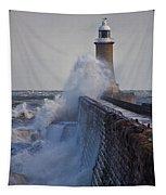 Tynemouth Pier Tapestry
