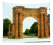 Union Station Arch Tapestry