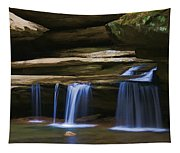 Upper Falls Tapestry