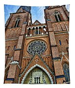 Uppsala Cathedral - Sweden Tapestry