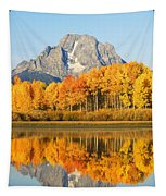 Usa, Grand Teton National Park Wyoming Tapestry