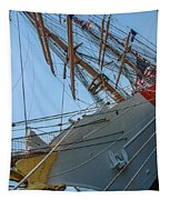 Uscgc Eagle Tapestry