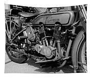 V-twin Engine Tapestry