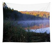 Vermont Pond Tapestry